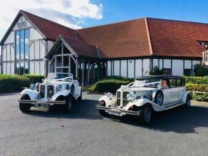 Beauford Wedding Car Package