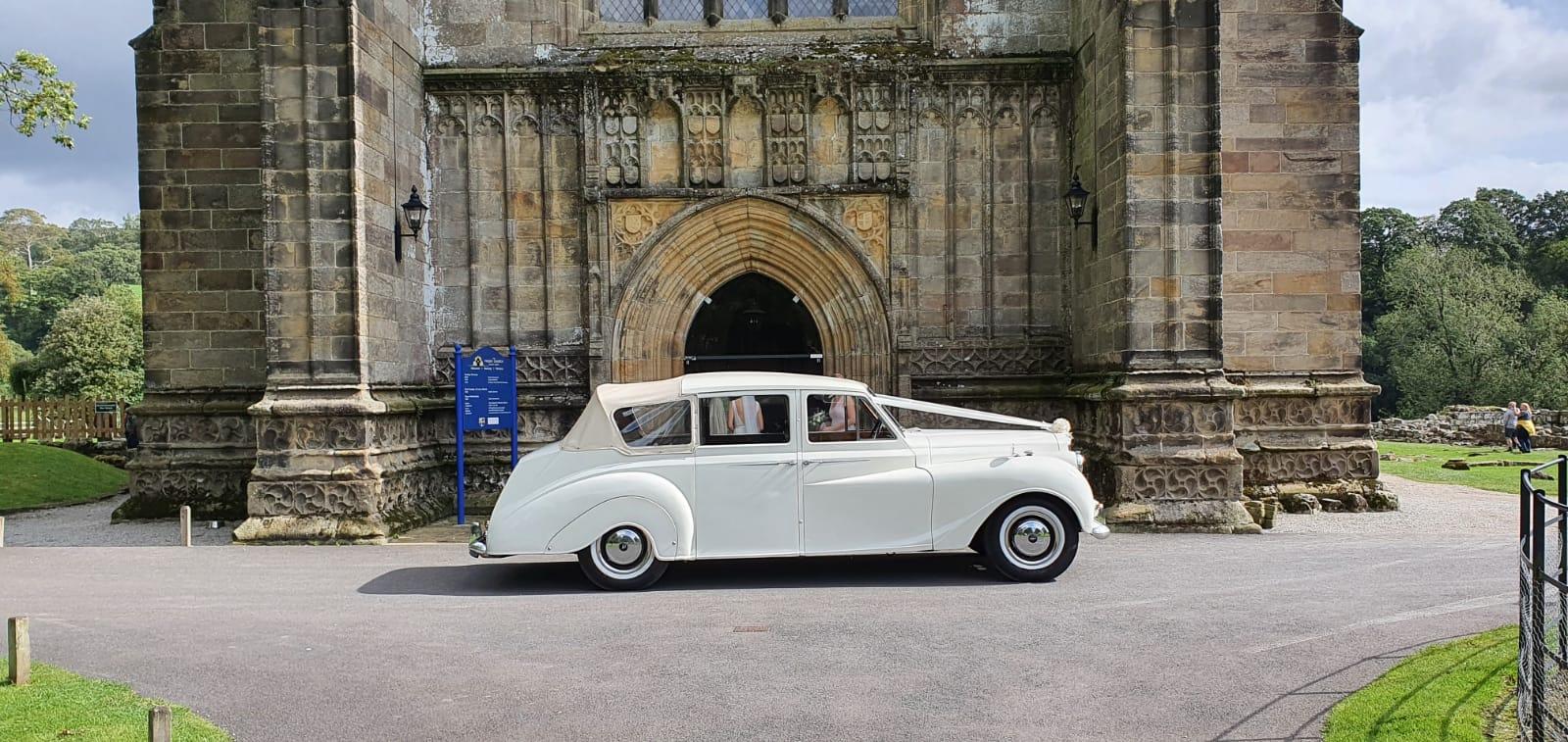 Austin Princess Wedding Car Skipton